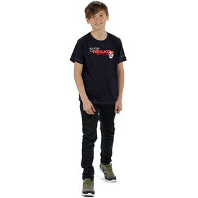 Regatta Bosley T-Shirt Kids Navy